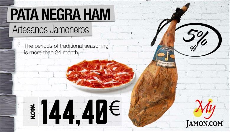 Pata Negra Ham MyJamon