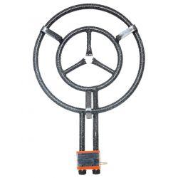 Paellero gas burner 70 cm