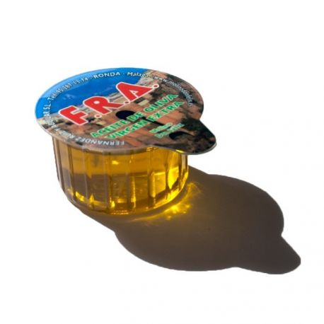 Olio d'oliva extravergine Monodose