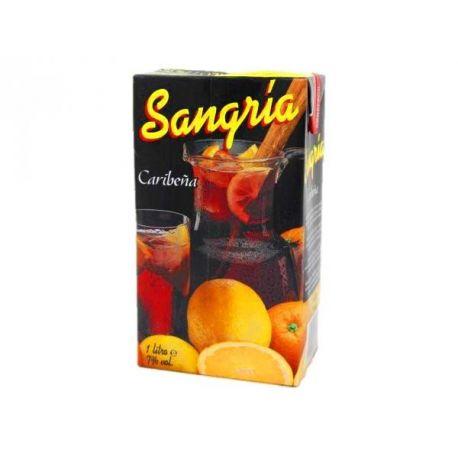 Caribbean Sangria wine
