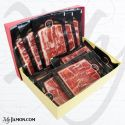 Iberian Cebo Ham entire vacuum packed