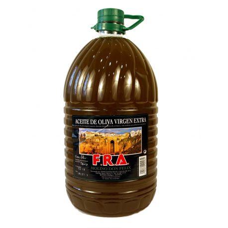 Aceite de oliva Virgen Extra 5 lt Molino Don Felix 5