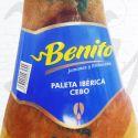 Spalla iberica di Cebo Benito Garcia
