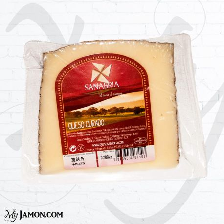 Sanabria Cheese wedge