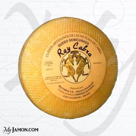 Fromage de chèvre semi-âge Rey Cabra