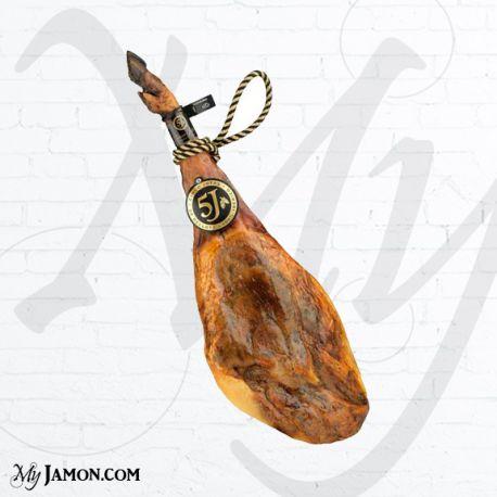 Pure Acorn-fed Iberian ham - bellota – 5 J