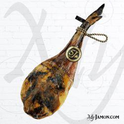 5 J - Iberian acorn- fed shoulder - bellota -
