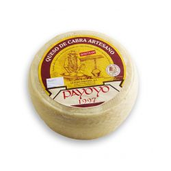 Payoyo semi hard goat cheese