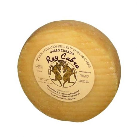 Fromage de chèvre guérie Rey Cabra