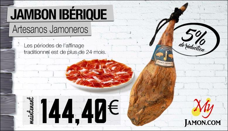 Jambon Ibérique MyJamon